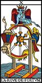 tarot numerologie 10 roue de la fortune 10 wheel of fortune