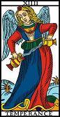 tarot numerologie 14 temperance